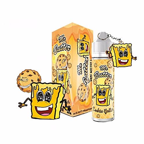 Cookie Butter by Mr Butter E Liquid 60ml Shortfill