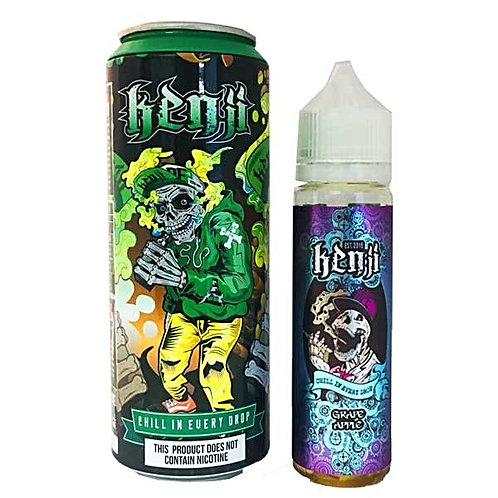 Grape Apple by Kenji E Liquid 60ml Shortfill