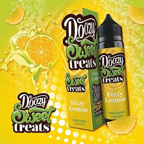Fizzy Lemon Sweet Treats by Doozy Vape Co E Liquid 60ml Shortfill