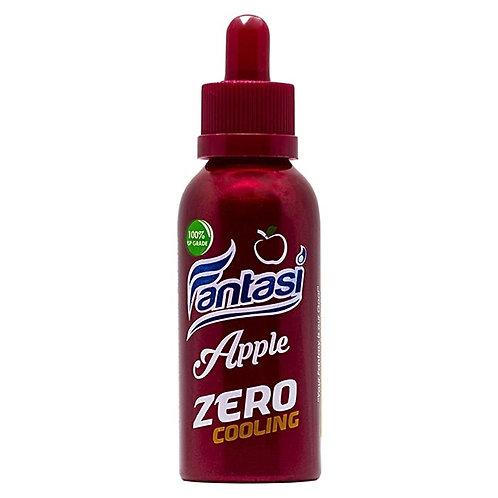 Apple Zero Cooling by Fantasi E Liquid 65ml Shortfill