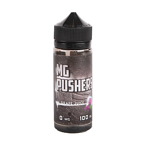 Grape Juice by MG Pushers E Liquid 120ml Shortfill