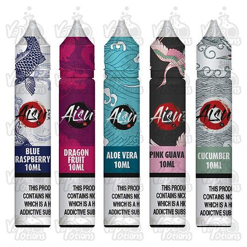 Aisu Nic Salt Bundle by Zap Juice E Liquid 5 x 10ml