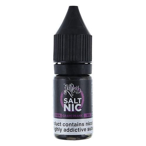 Grape Drank Nic Salt by Ruthless E Liquid