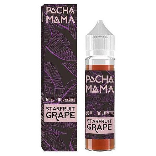 Starfruit Grape by Pacha Mama E Liquid 60ml Shortfill