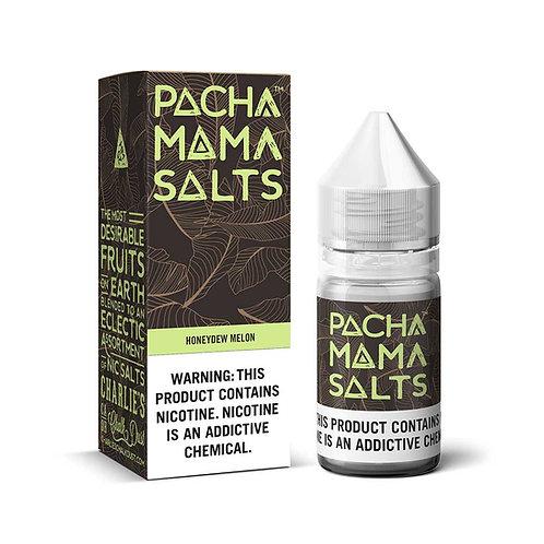 Honeydew Melon Pacha Mama Nic Salt by Charlie's Chalk Dust E Liquid