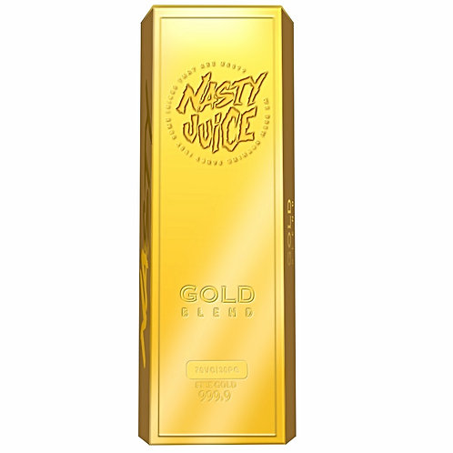 Gold Blend (Tobacco Series) by Nasty Juice E Liquid 60ml Shortfill