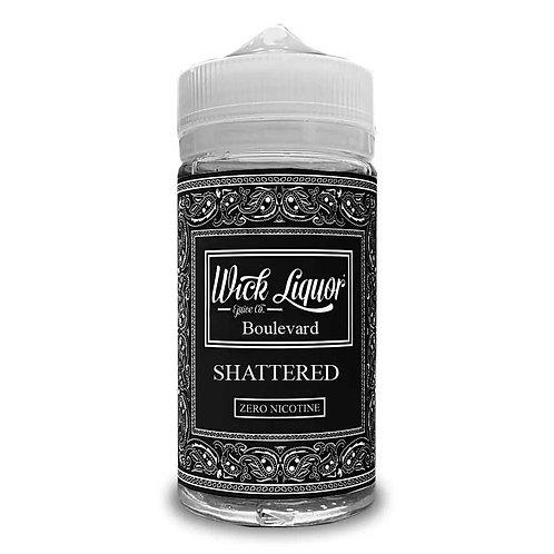 Boulevard Shattered Juggernaut by Wick Liquor E Liquid 180ml Shortfill