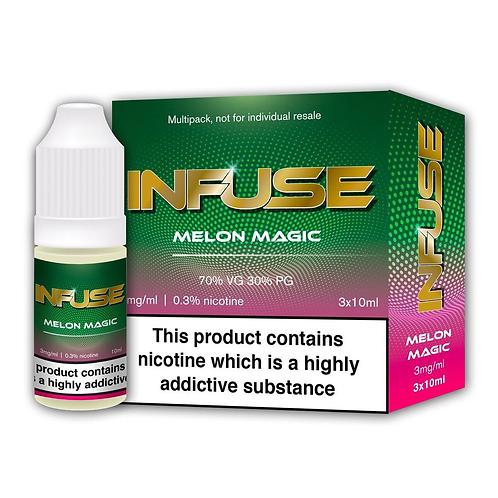 Melon Magic By Infuse E Liquid