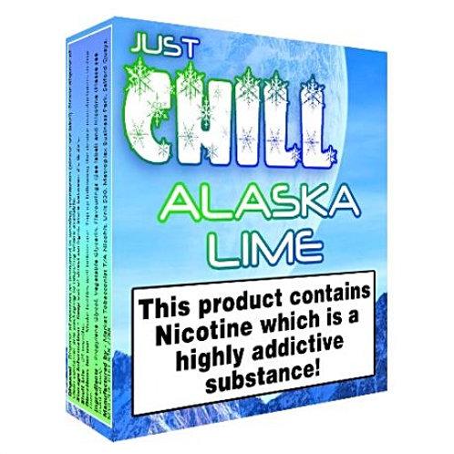 Alaska Lime by Just Chill E Liquid