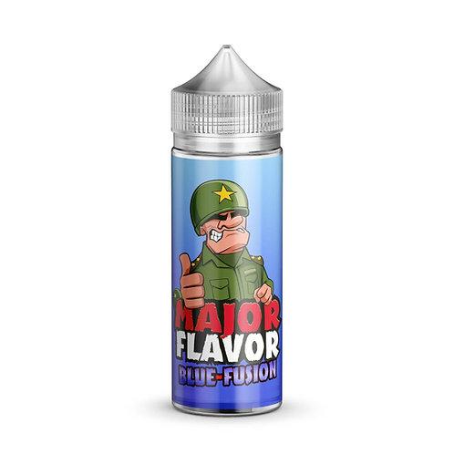 Blue Fusion by Major Flavor E Liquid 120ml Shortfill