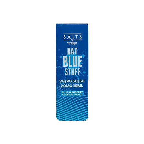 Dat Blue Stuff Nic Salt by Dr Vapes E Liquid