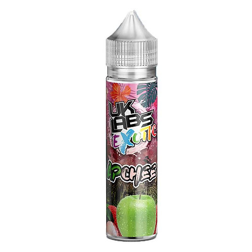 Apchee Exotic by UK Labs E Liquid 60ml Shortfill