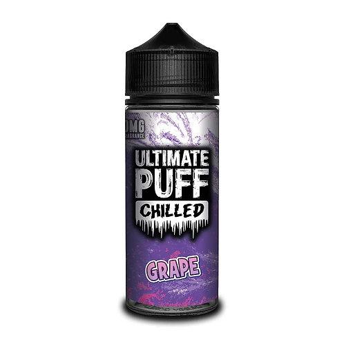 Chilled Grape by Ultimate Puff E Liquid 120ml Shortfill