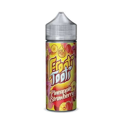 Pineapple Strawberry by Frooti Tooti E Liquid 120ml Shortfill