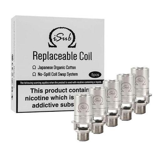 Innokin ISub Coils 5 pack