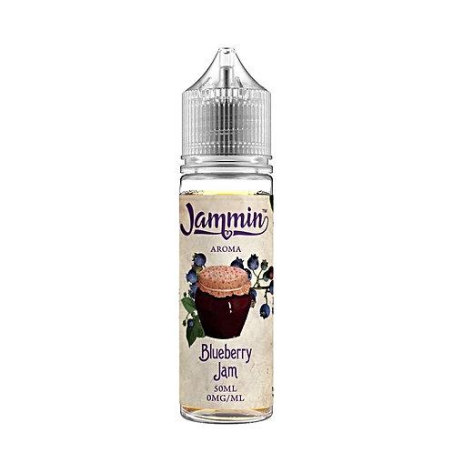 Blueberry Jam by Jammin E Liquid 60ml Shortfill