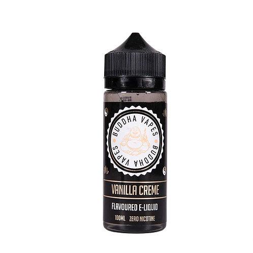 Vanilla Creme by Buddha Vapes E Liquid 120ml Shortfill