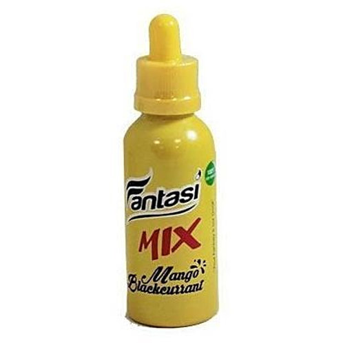 Mango Blackcurrant Mix by Fantasi E Liquid 65ml Shortfill