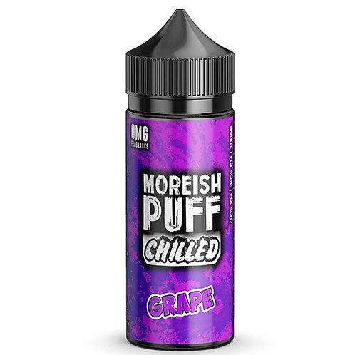 Chilled Grape by Moreish Puff E Liquid 120ml Shortfill