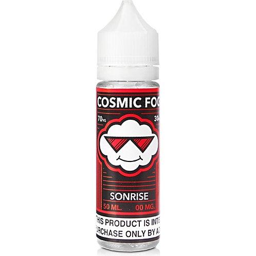 Sonrise by Cosmic Fog E Liquid 60ml Shortfill