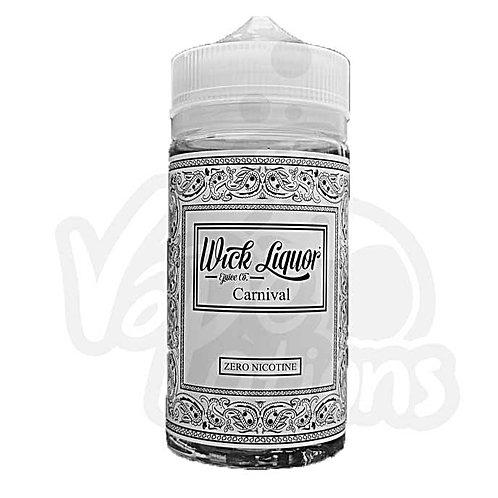 Carnival Juggernaut by Wick Liquor E Liquid 180ml Shortfill