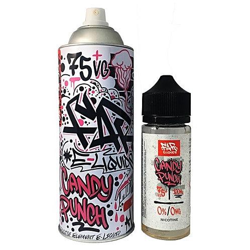 Candy Punch FAR By Element E Liquid 120ml Shortfill