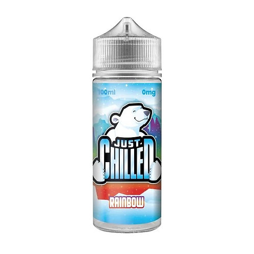 Rainbow by Just Chilled E Liquid 120ml Shortfill