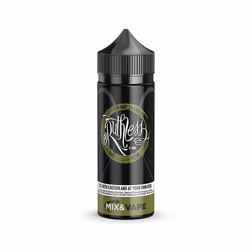 Swamp Thang by Ruthless E Liquid 120ml Shortfill