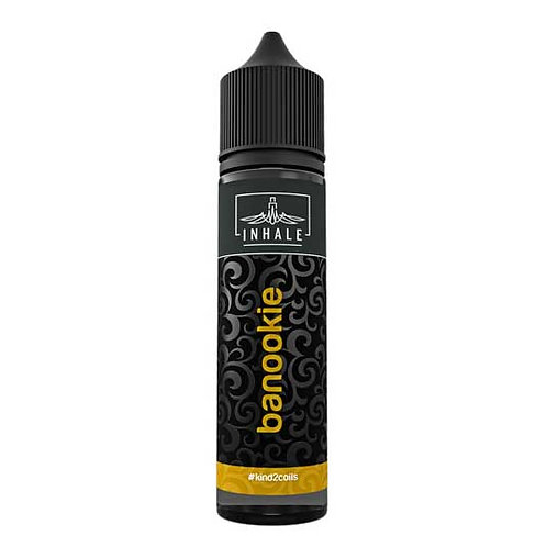 Banookie by Inhale E Liquid 60ml Shortfill