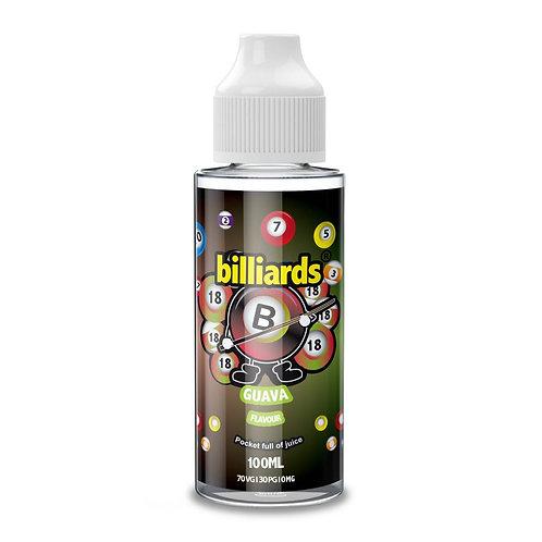 Guava by Billiards E Liquid 120ml Shortfill