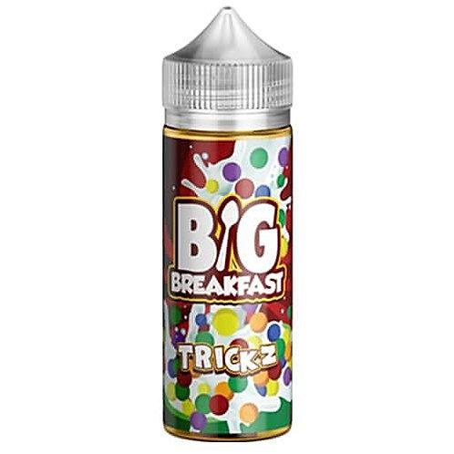 Trickz by Big Breakfast E Liquid 120ml Shortfill