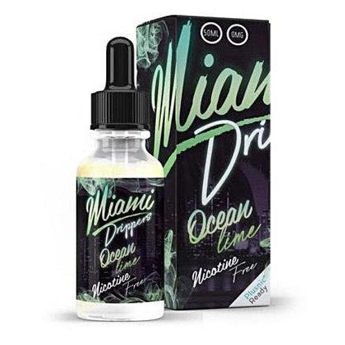 Ocean Lime Miami Drip Club by Cheap Thrills Juice Co E Liquid 60ml Shortfill