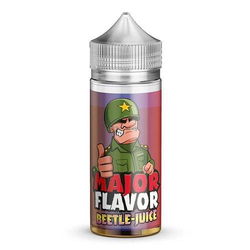 Beetle Juice by Major Flavor E Liquid 120ml Shortfill