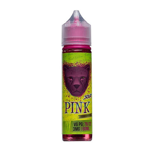 Pink Sour Panther by Dr Vapes E Liquid 60ml Shortfill