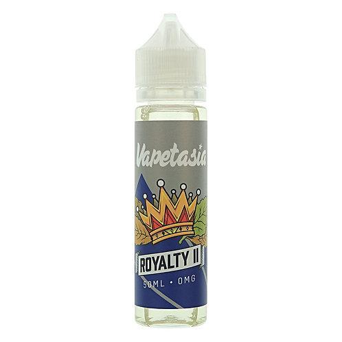 Royalty 2 by Vapetasia E Liquid 60ml Shortfill