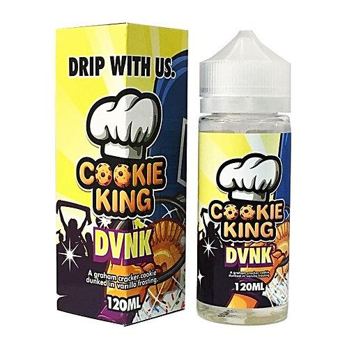 Cookie King DVNK by Candy King E Liquid 120ml Shortfill