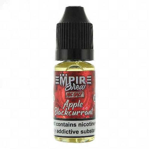 Apple Blackcurrant Nic Salt by Empire Brew E Liquid