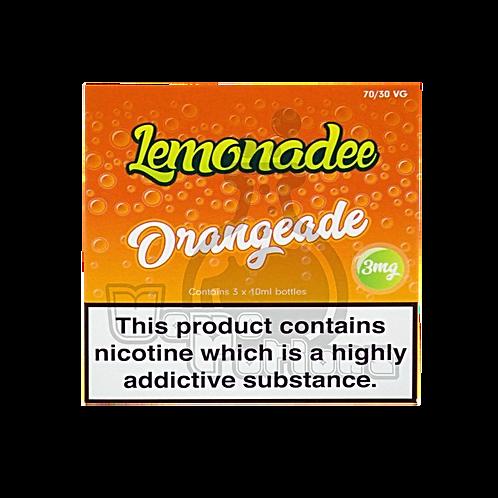 Orangeade by Lemonadee E Liquid