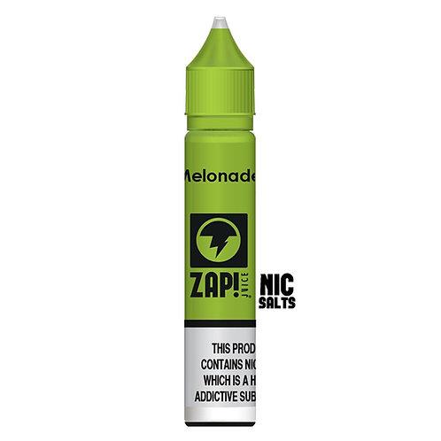 Melonade Nic Salt by Zap Juice E Liquid