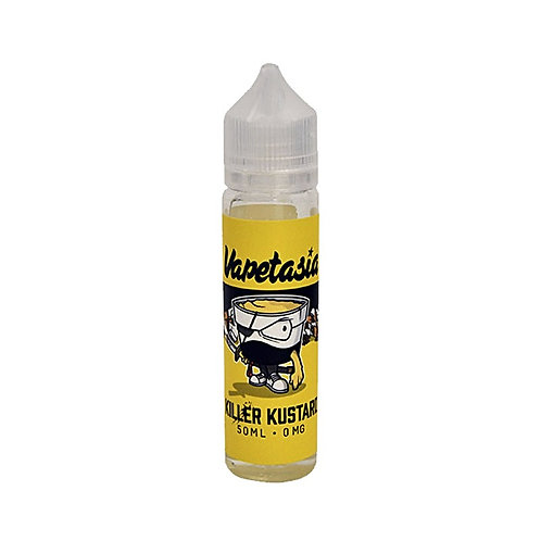 Killer Kustard by Vapetasia E Liquid 60ml Shortfill