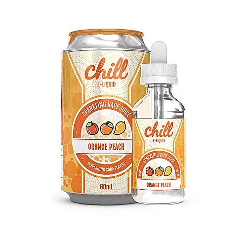 Orange Peach by Chill E-Liquid 60ml Shortfill