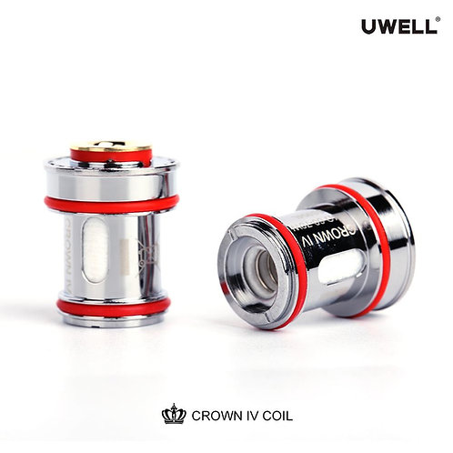Uwell Crown 4 Replacement Coil Head 4 pack