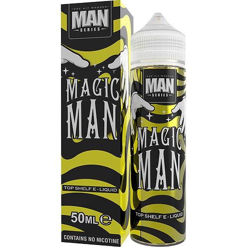 Magic Man by One Hit Wonder E Liquid 60ml Shortfill