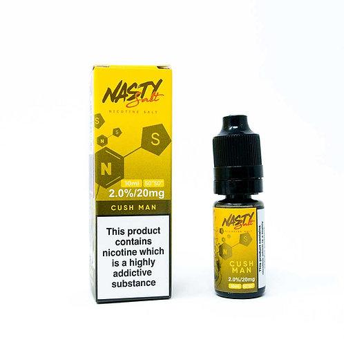Cush Man Nic Salt by Nasty Juice E Liquid
