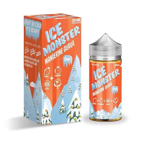 Mangerine Guava (Ice Monster) by Jam Monster E Liquid 120ml Shortfill