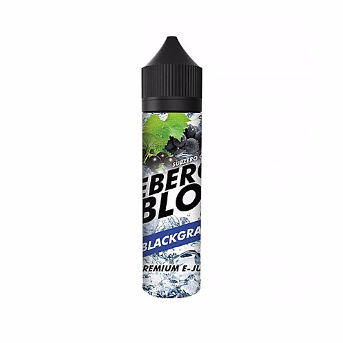 Black Grape by Iceberg Blow E Liquid 60ml Shortfill
