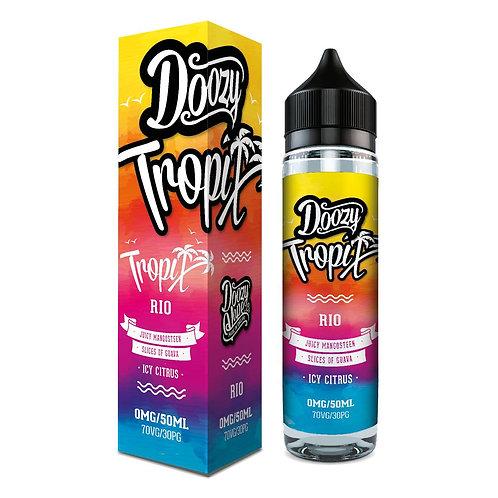 Rio Tropix by Doozy Vape Co E Liquid 60ml Shortfill