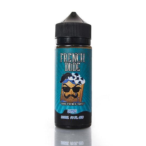 French Dude by Vape Breakfast Classics E Liquid 120ml Shortfill