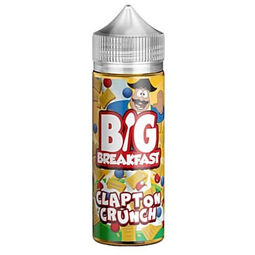 Clapton Crunch by Big Breakfast E Liquid 120ml Shortfill
