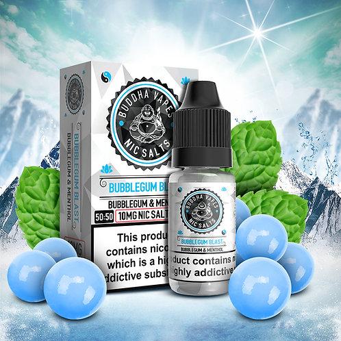 Bubblegum Blast Nic Salt by Buddha Vapes E Liquid